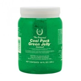 Gel tendons Cool Pack Green Jelly L 1.9