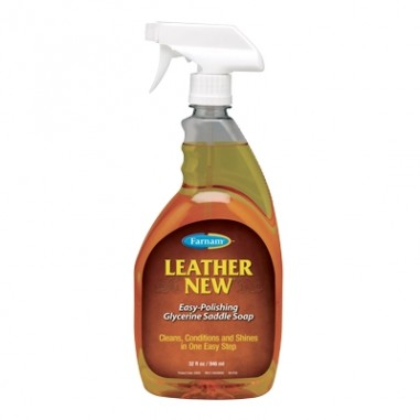 Sapone alla glicerina Leather New Farnam ML 473