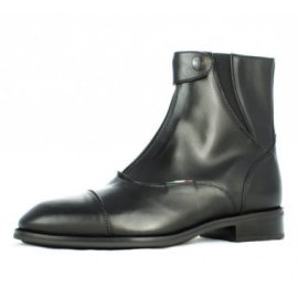 Ankle boots front Zip model Lissus