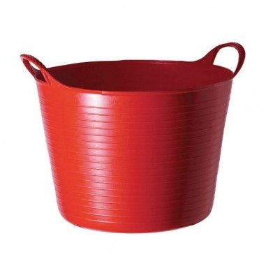 Bucket flexible plastic 35 LT
