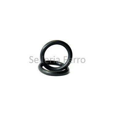 Rubber ring for clamps safety