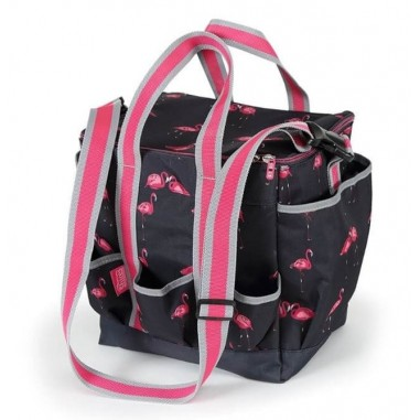 Bag grooming kit Flamingo