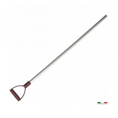 Aluminum handle made in Italy
