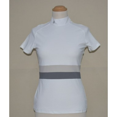 Summer two-tone polo-Cavalleria Toscana