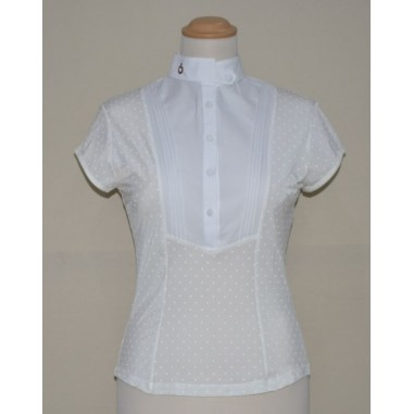 Technical Sleveless Shirt Cavalleria Toscana