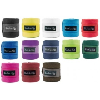 bands fleece set of 4