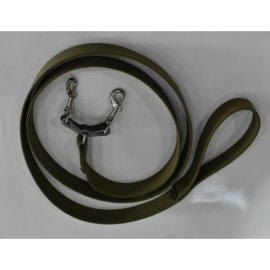 Lunghina professional attacco doppio moschettone H 4 cm