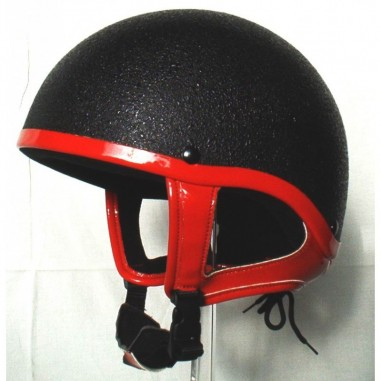 The non-approved helmet