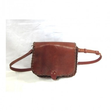 Unisex bag Saddlery Iron