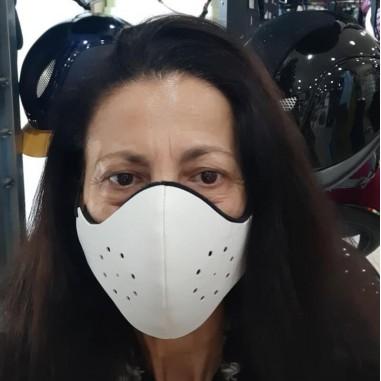 Mascherina di protezione individuale by Selleria Ferro