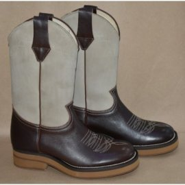 Stivali western GF made in italy