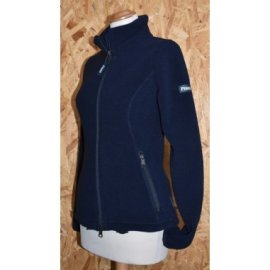 Jacket in pile Liva Pikeur