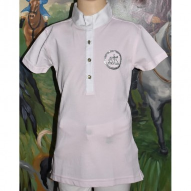 Polo camicia Turnier girl Pikeur
