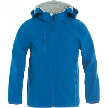 Giacca softshell hoody junior